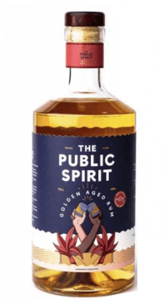 The Public Spirit Golden Aged