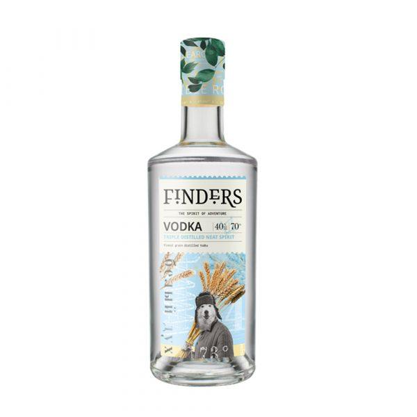 Finders Triple Distilled