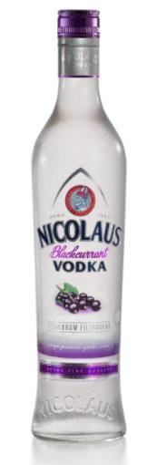 Nicolaus Flavoured Vodka Range