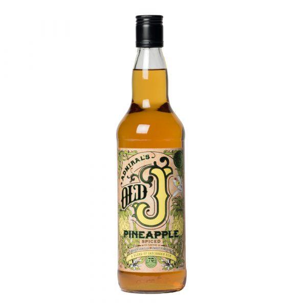 Admiral Vernons Old J Pineapple