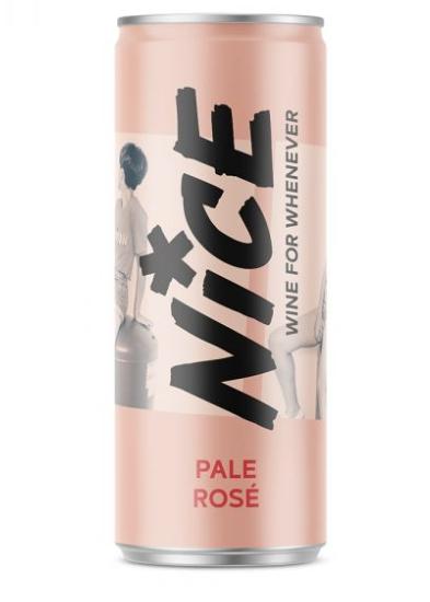 RTD – Nice Wine Pale Rose 12×187
