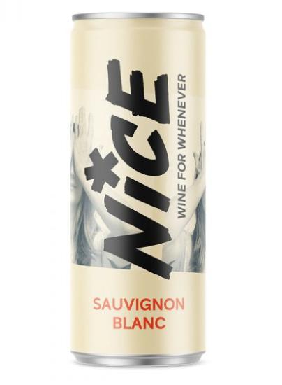 RTD – Nice Wine Sauv Blanc 12×187