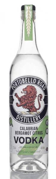 Portobello Road Bergamot Vodka