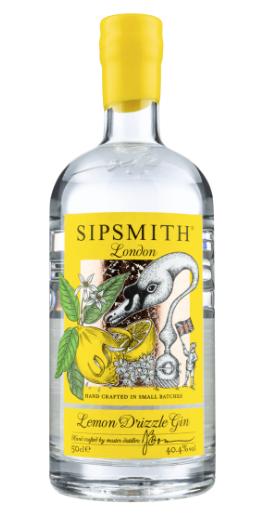 Sipsmith Lemon Drizzle -70cl
